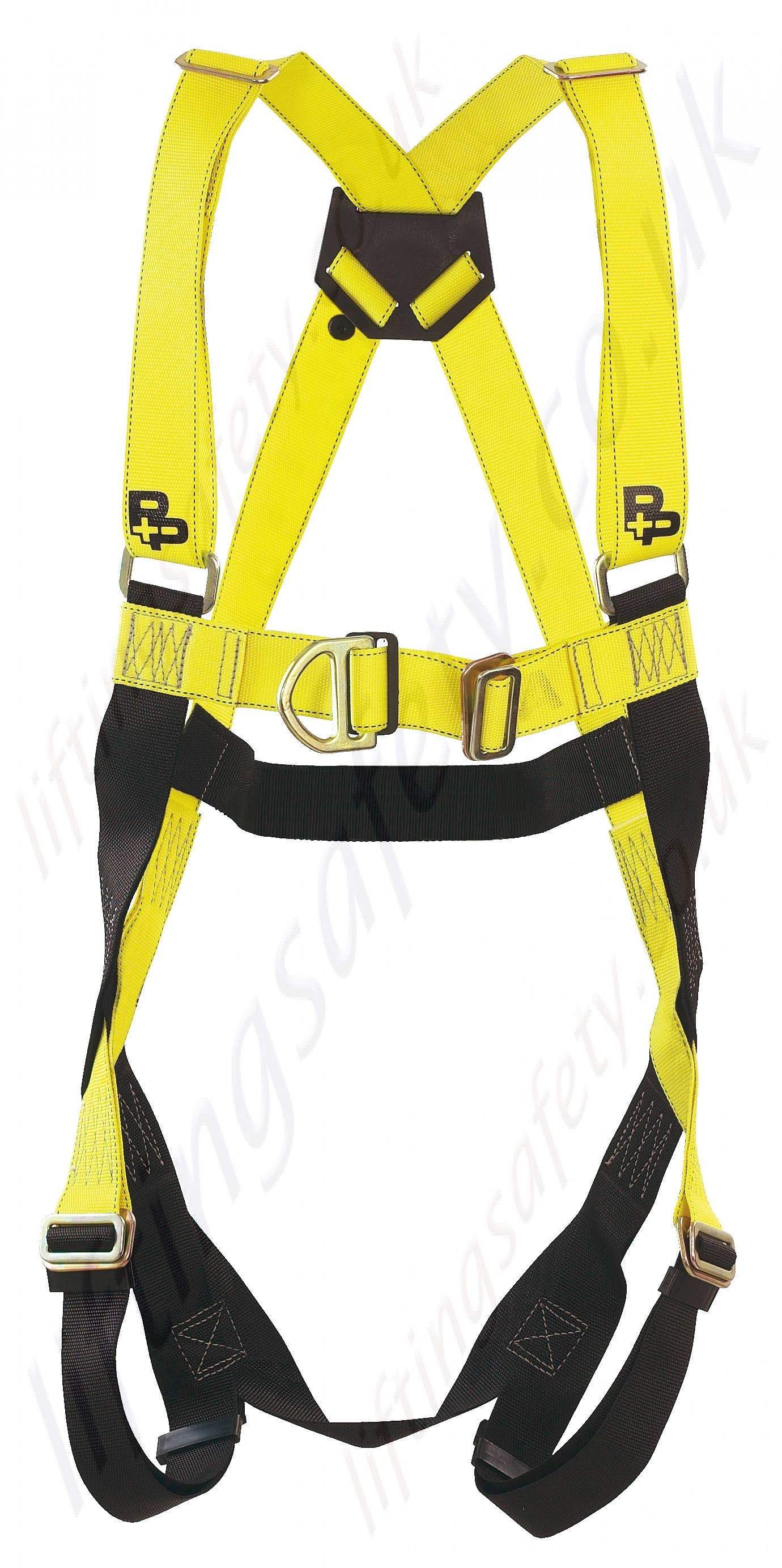 P P Safety Two Point Fall Arrest Harness With Front