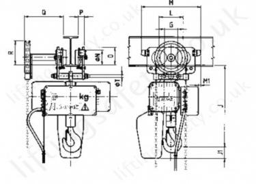 Engine Hoist Dimensions Scissor Jack Dimensions Wiring