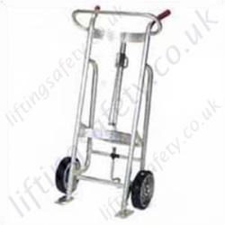 """LiftingSafety """"UK Manufactured"""" Manual Drum Handling"""