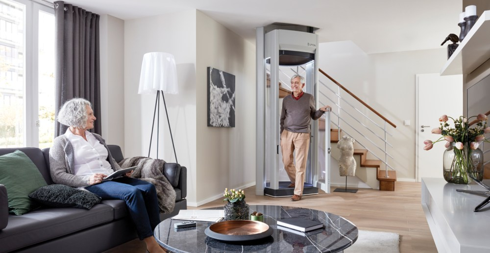 medium resolution of moving on up rising above the rest with the liftonduo home elevator