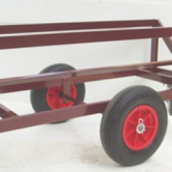 How To Lift A Chair With One Hand Champagne Top 4 Wheeled 1/2 Tonne Pipe Trolley | Safe Direct - Suppliers Of Furnibox, Cylinder Cages ...