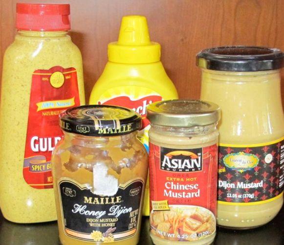 Mustard and Marginality