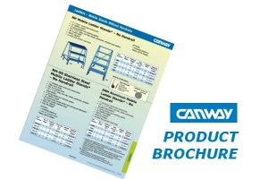 Canway rolling ladder brochure