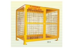 LPG Cylinder Storage Container
