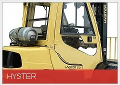 Hyster Harris Cab