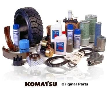 Komatsu original parts