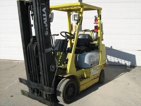 Halla Forklift