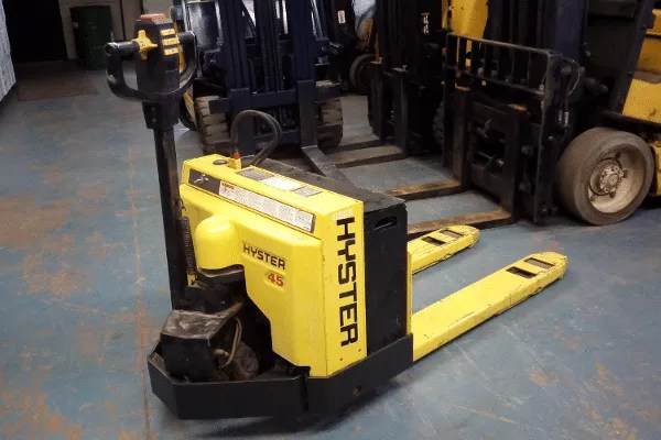 Hyster Used Pallet Truck W45XT