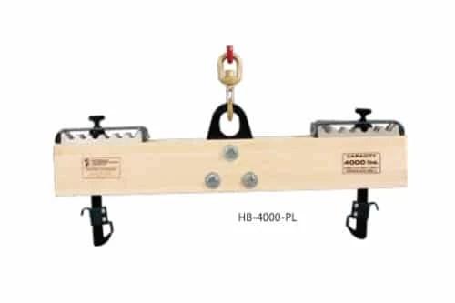 battery handling beam