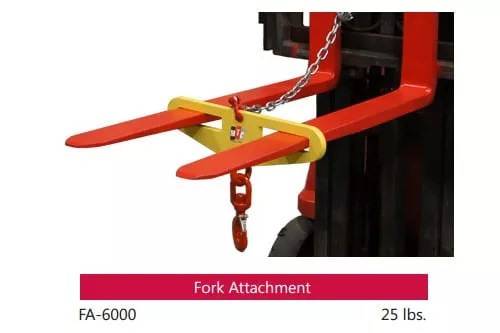 Fork Hook Attachment