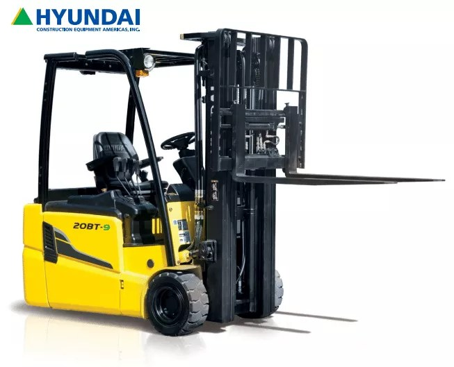 Hyundai 20BT-9 Electric Forklift