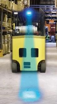 Forklift Spotter