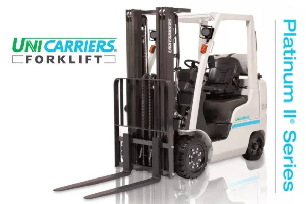 Unicarriers Cushion Tire Forklift