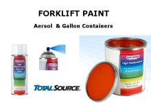 For Forklifts and other Material Handling Equipment