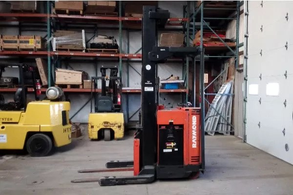 Used Forklifts Raymond Reach