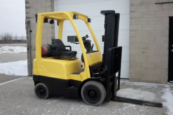 Used Hyster H30FT Forklift