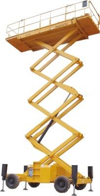 Haulotte - HS5388 RT Rough Terrain Scissor Lift