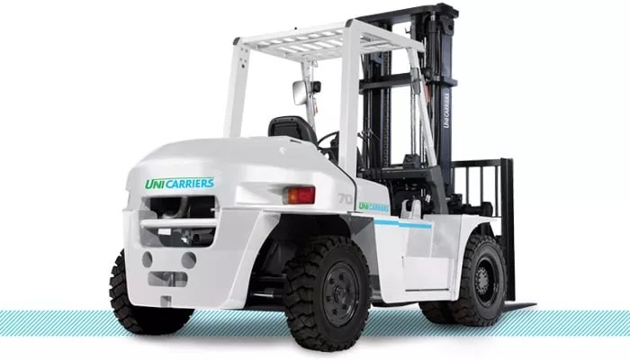 Unicarriers G06 series Pneumatic Tire Forklifts