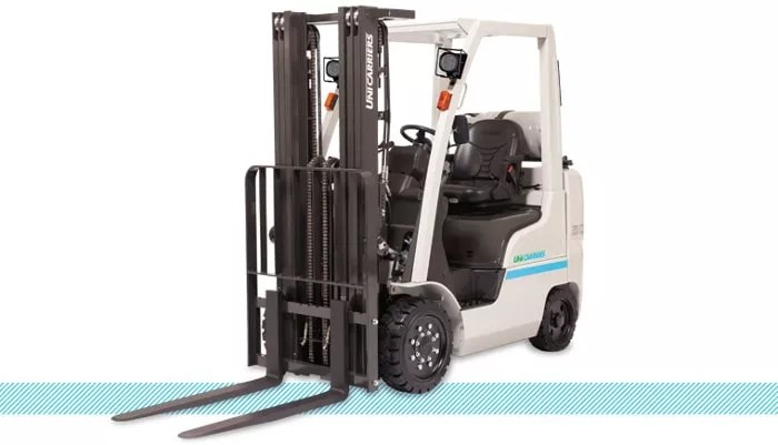 Unicarriers Forklift