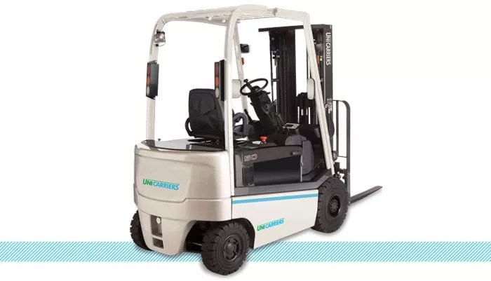 Unicarriers QX series Electric Forklifts