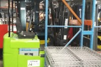 Clark TM25 Electric Forklift