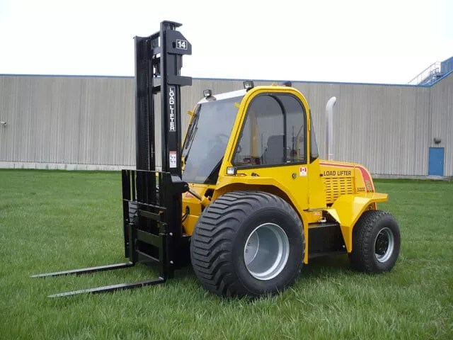 Load Lifter Agri Lifter All Terrain forklift