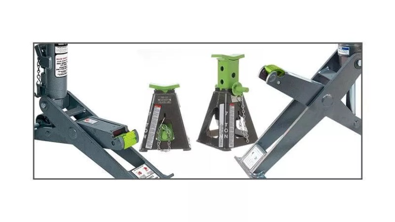 TVH - Forklift Jacks and Stands