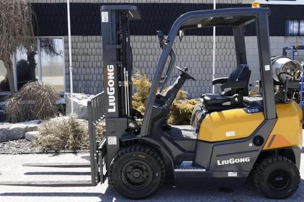 LiuGong Forklift - Unit N500