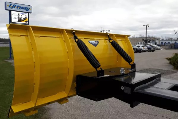 Total Snow Plow Attachment