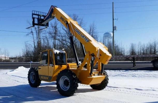 Load Lifter 842G Boom Forklift