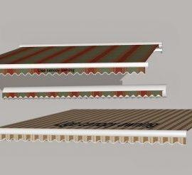 desain awning gulung