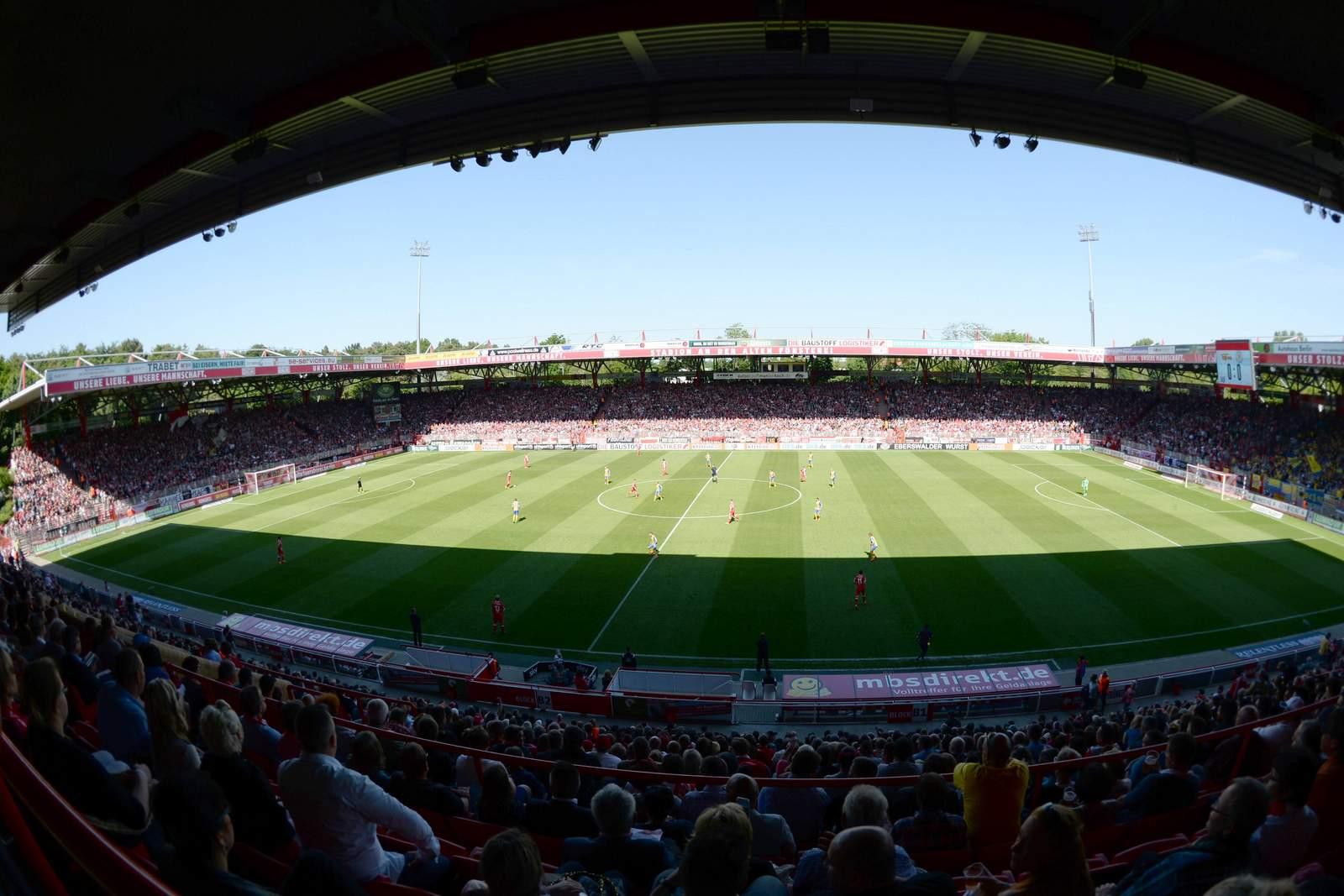 Union Berlin Stadionvorstellung