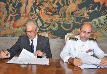 Protocolo entre a Escola Naval e a Liga dos Combatentes