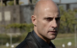 Low Winter Sun Mark Strong