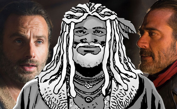 Ezekiel deve entrar na sétima temporada de The Walking Dead!