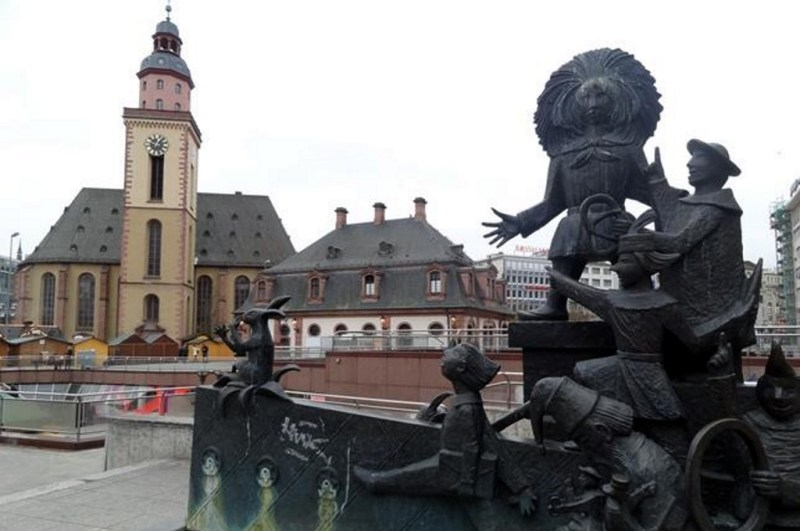 Viagem para Alemanha - Frankfurt - Struwwelpeter