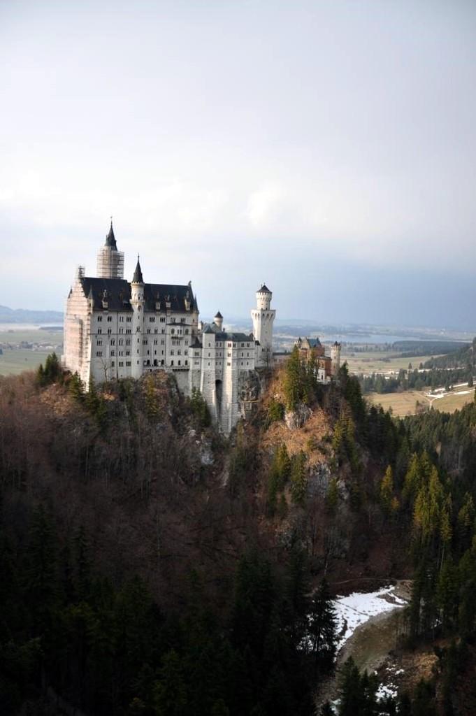 Viagem para Alemanha - Castelo de Neuschwanstein
