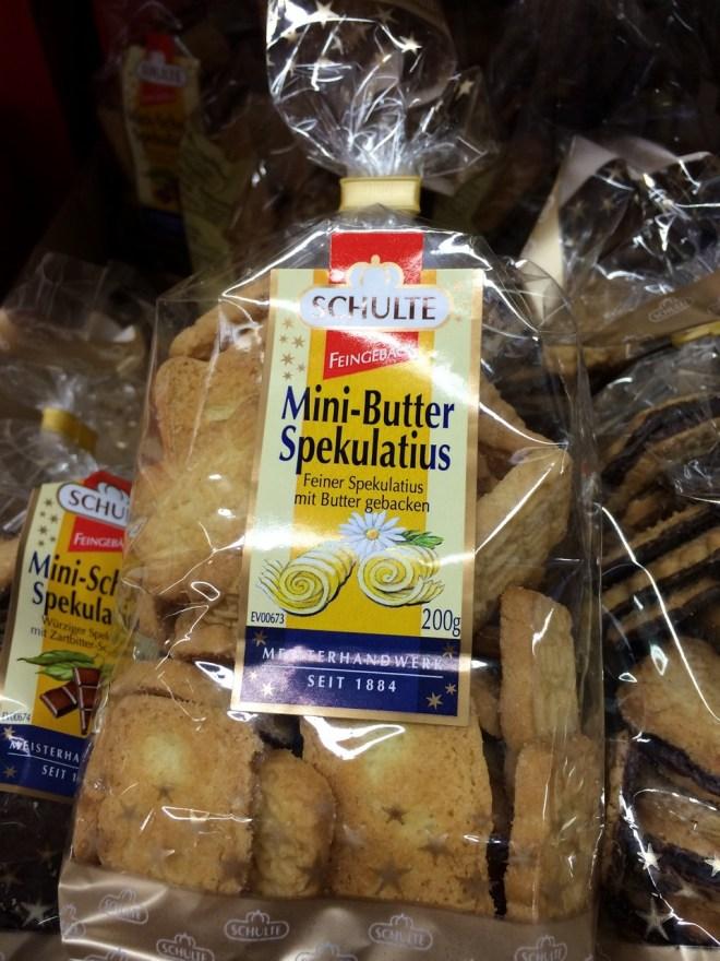 Spekulatius - Dicas de comprinhas e comidinhas de Natal na Alemanha