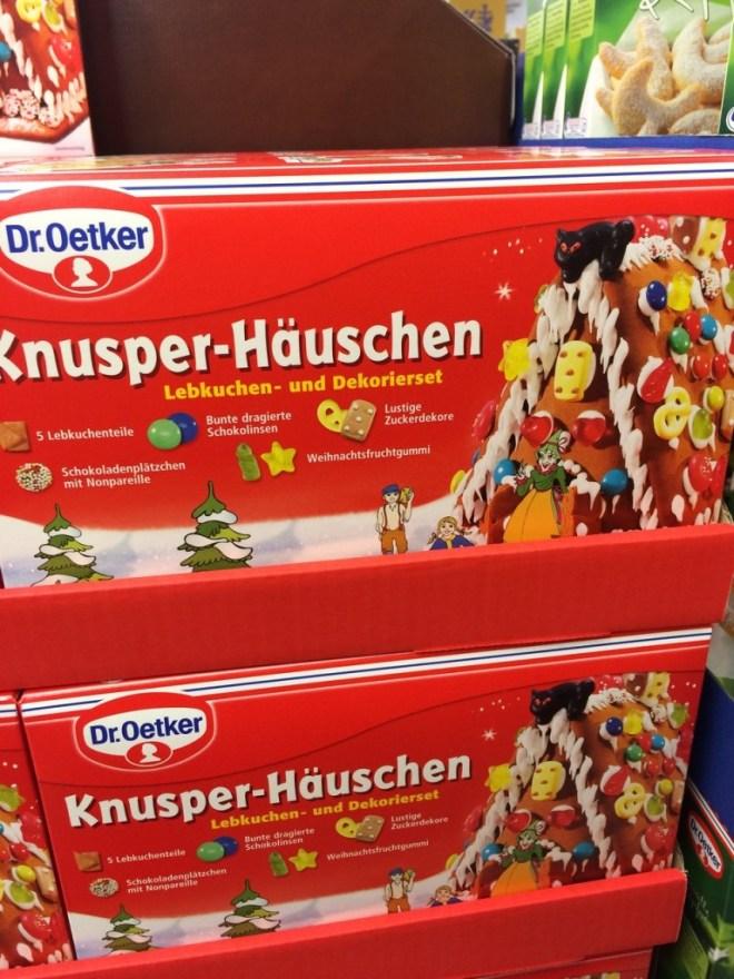Knusper-Häuschen - Dicas de comprinhas e comidinhas de Natal na Alemanha