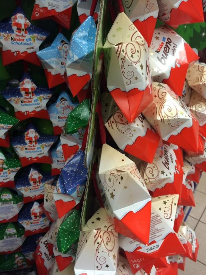 Kinder Bueno - Dicas de comprinhas e comidinhas de Natal na Alemanha