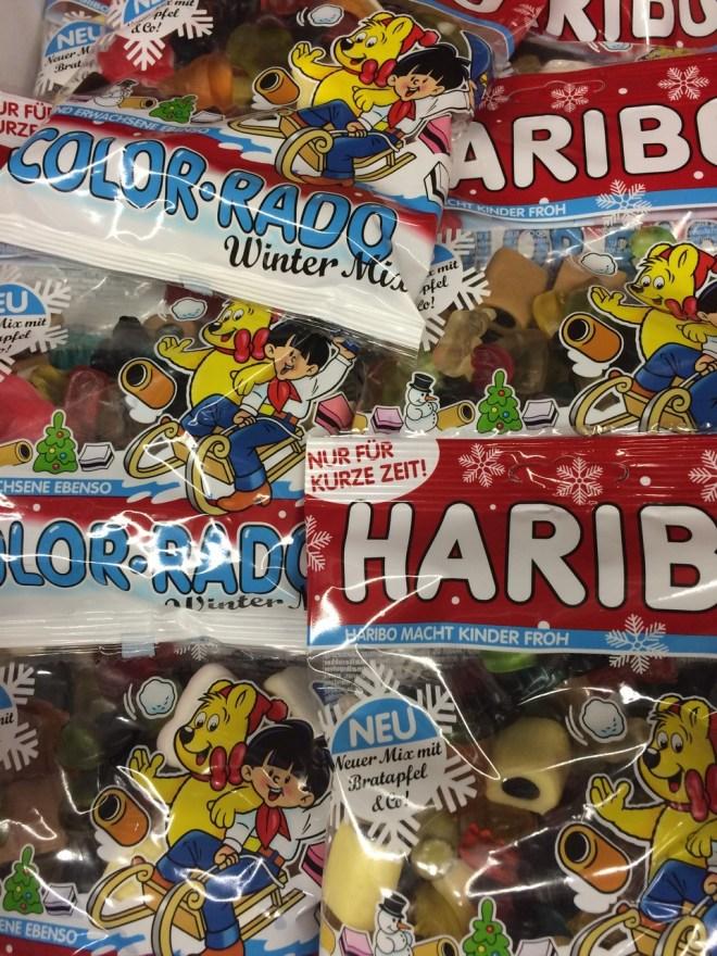 Haribo - Dicas de comprinhas e comidinhas de Natal na Alemanha