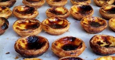 Comidas de Portugal - Pastel de Nata