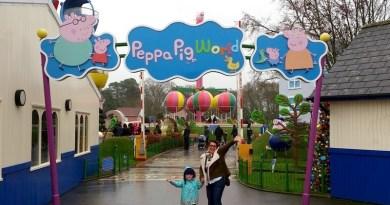Parque da Peppa Pig (Peppa Pig World)