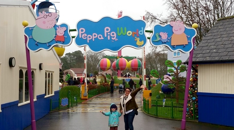 Parque da Peppa Pig (Peppa Pig World)