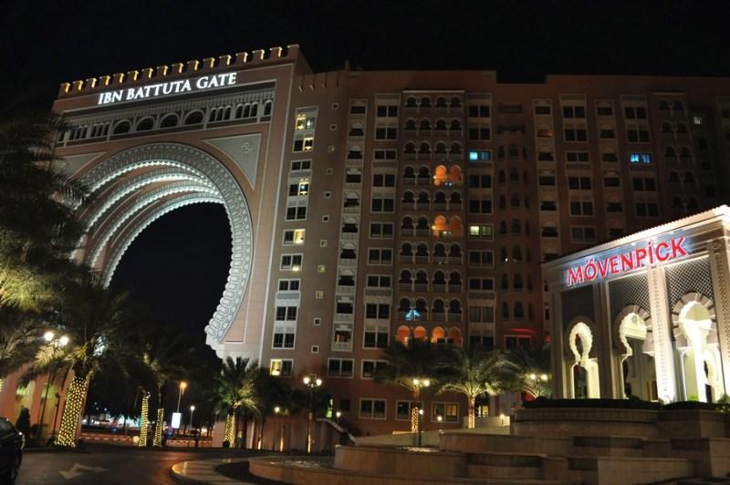 Hotel em Dubai - Mövenpick Hotel Ibn Battuta Gate