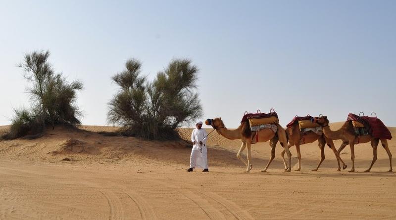 Transporte em Dubai