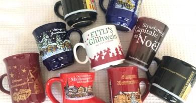 Mercados de Natal na Alemanha - Canecas