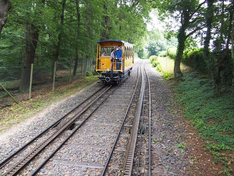 Wiesbaden na Alemanha - Nerubergbahn
