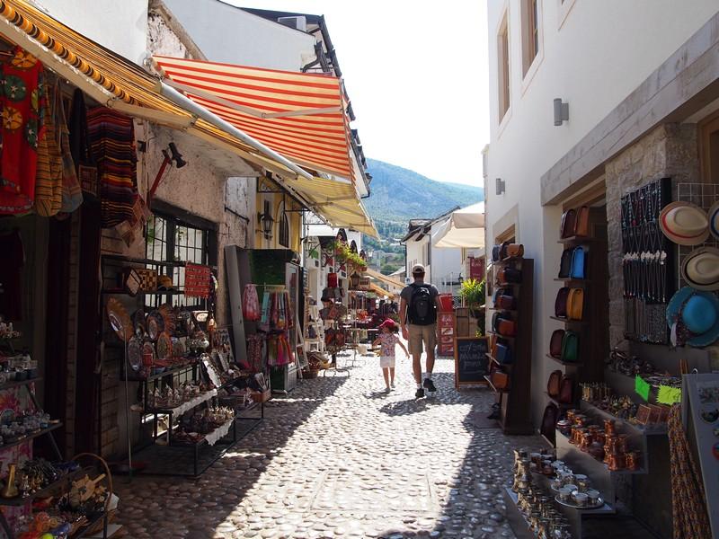 Viagem Mostar Bósnia e Herzegovina - Centro Velho de Mostar