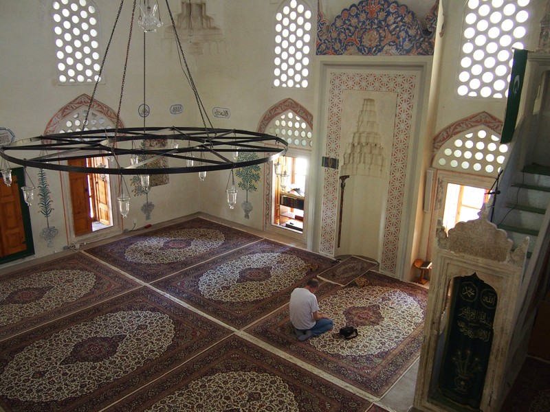 Viagem Mostar Bósnia e Herzegovina - Mesquita Karadzbegova Dzamija